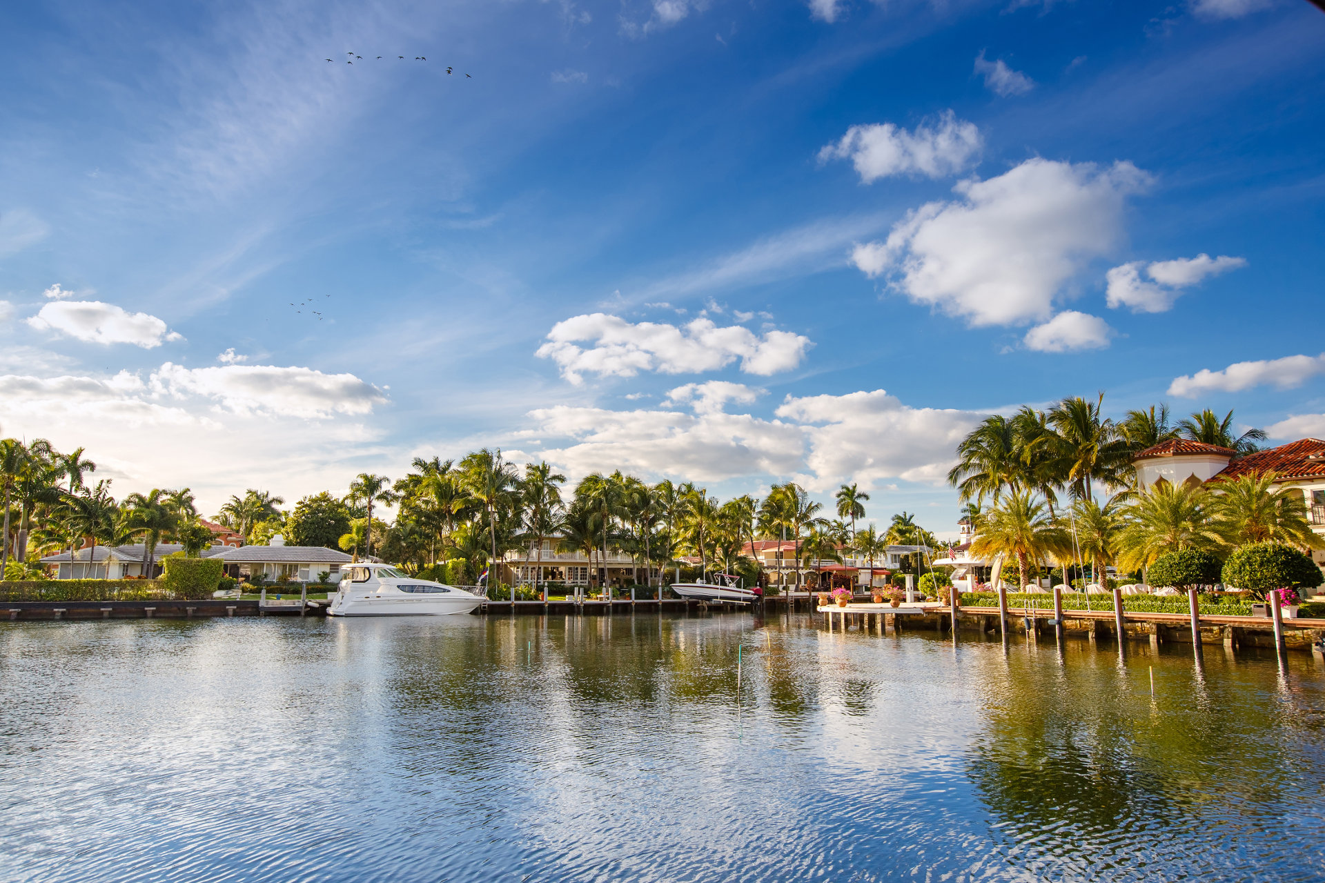 Fort Lauderdale Intracoastal Waterway