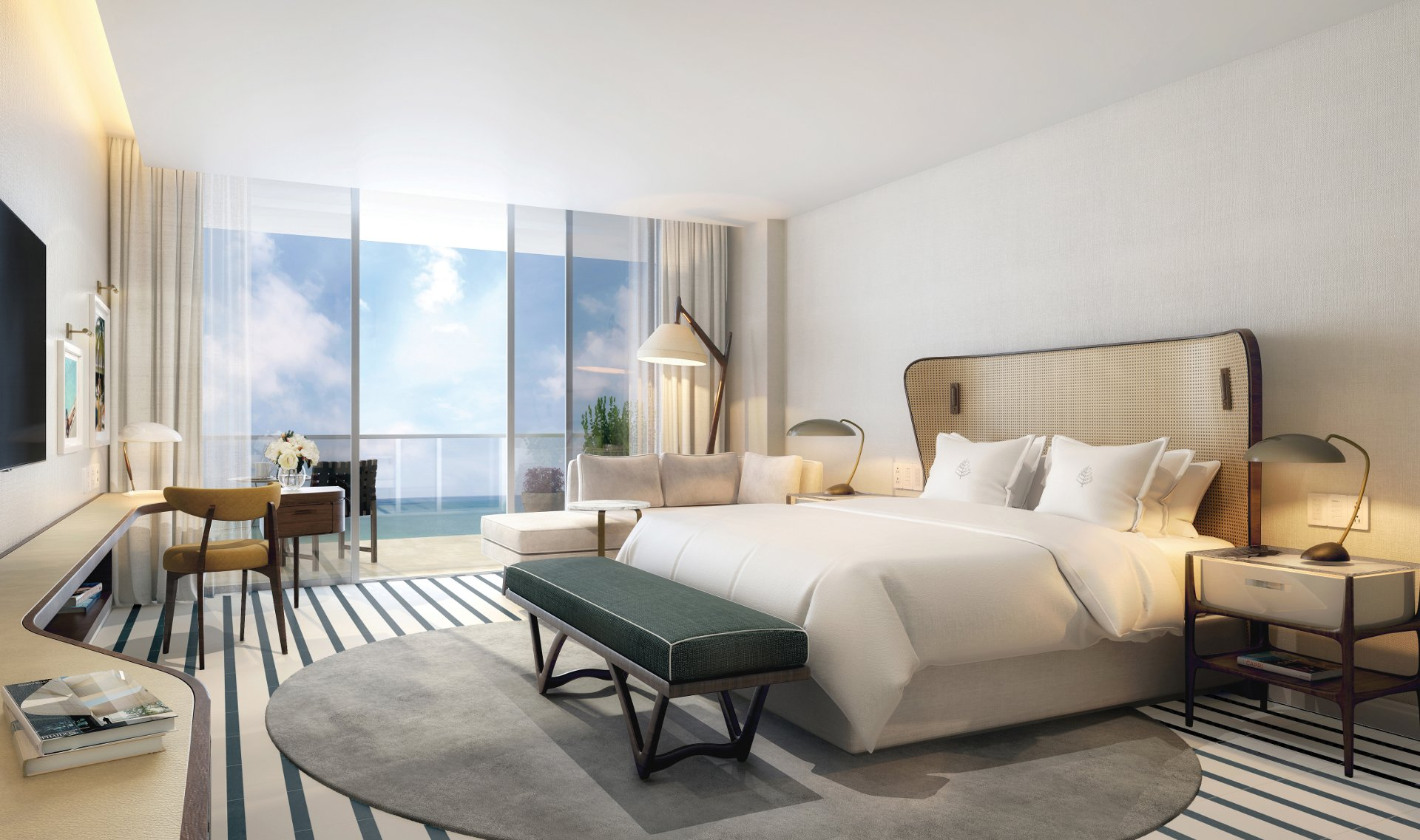 Four Seasons Fort Lauderdale Bedroom